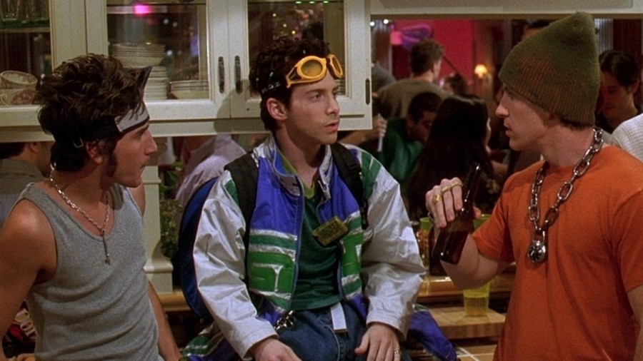 These teenagers in the 1998 film Can't Hardly Wait needed their own nostalgia - which is why today's teenagers might not connect with Can't Hardly Wait the way an earlier generation did.