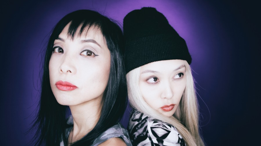 Cibo Matto's new album, Hotel Valentine, comes out Feb. 14.