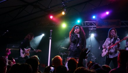 A high-energy, rock 'n' roll set by Charli XCX at The Mohawk helped kick off SXSW 2014.