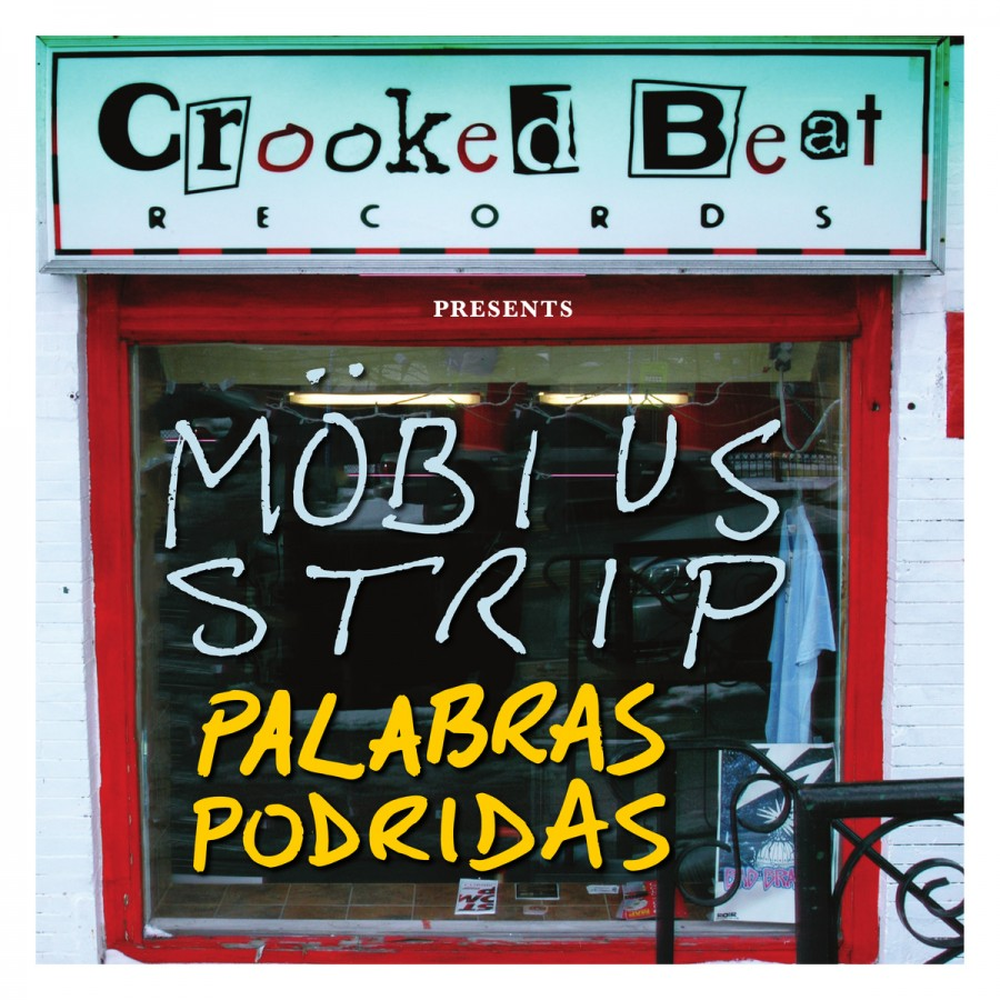 Crooked Beat Records will release two 7-inches on Record Store Day, including one from D.C. rock band Möbius Strip.