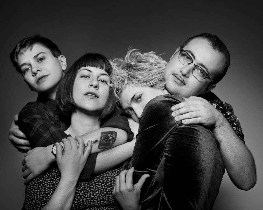 D.C. punk band Priests releases its new EP in June.