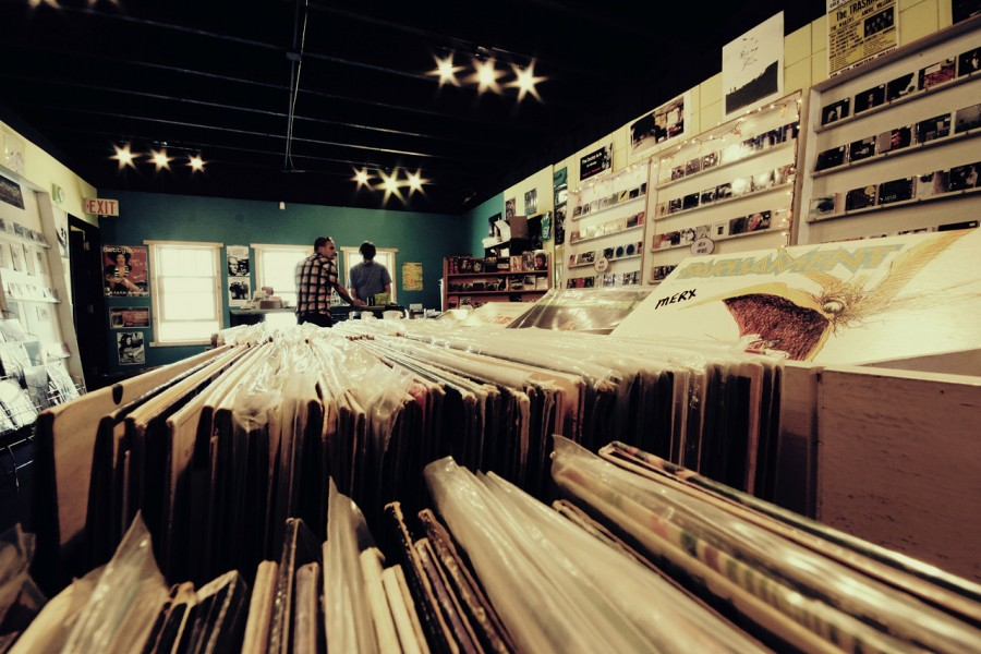 Record Store Day is bigger than ever this year, and at least one local store is nervous about it.