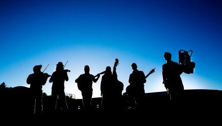 The Hackensaw Boys play the budget-friendly Kingman Island Bluegrass and Folk Festival Saturday.