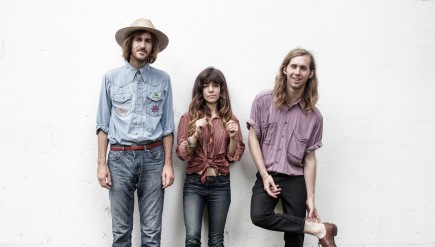 Indie-folk trio Quilt plays Rock & Roll Hotel this Saturday.