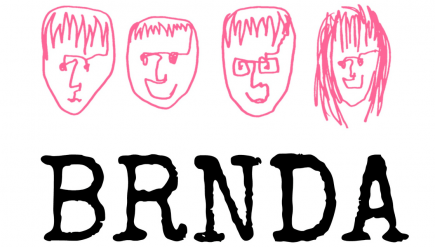 D.C. band BRNDA takes a stand against overserious rock music and crack cocaine.