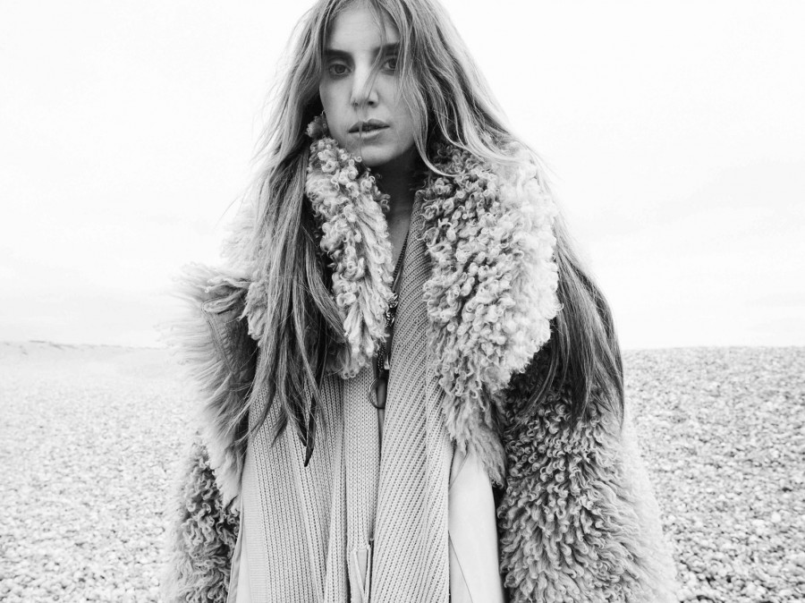 Lykke Li's new ablum, I Never Learn, comes out May 5.