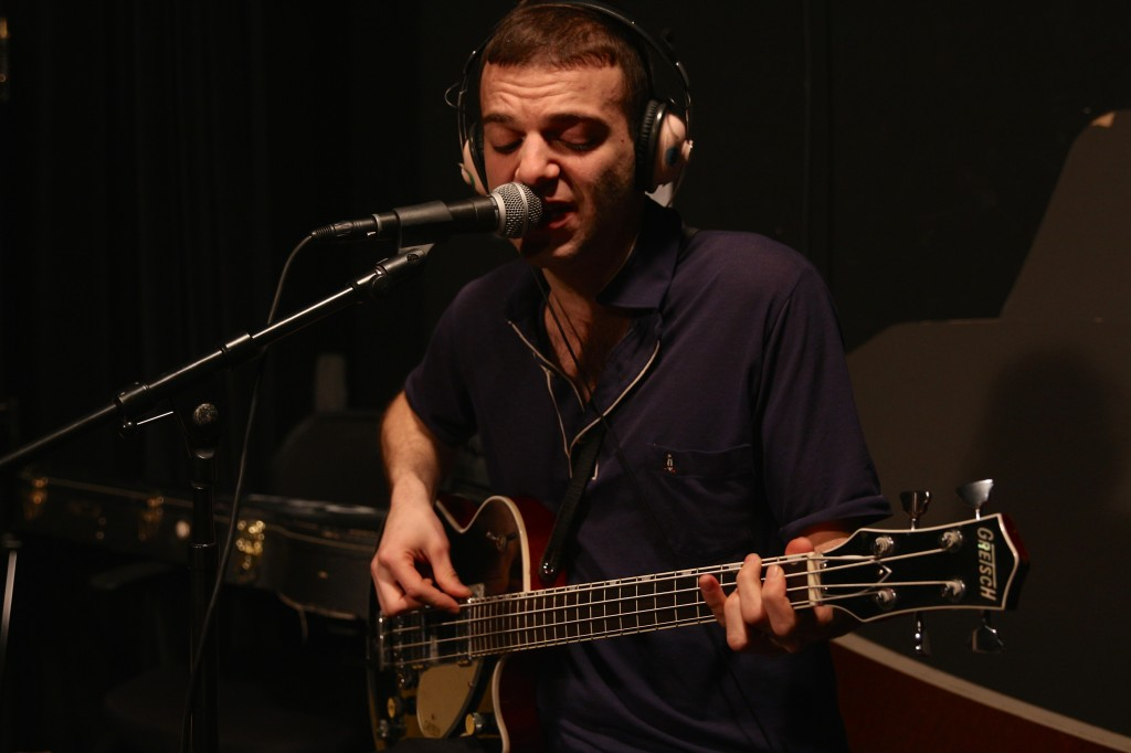 The So So Glos appear on a new compilation recorded by American University students.