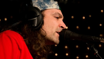 The War on Drugs performs live in the KEXP studios.