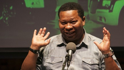 Mannie Fresh onstage in Washington, D.C.