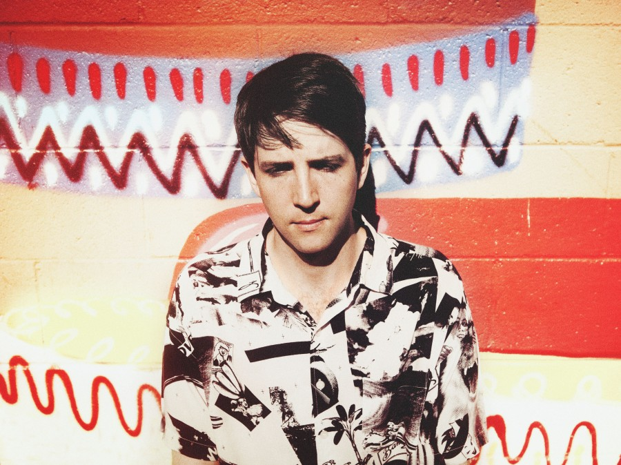 Owen Pallett's new album, In Conflict, comes out May 27.