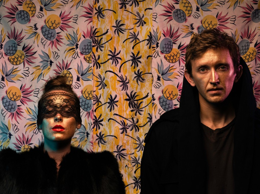 Sylvan Esso's self-titled debut album comes out May 13.