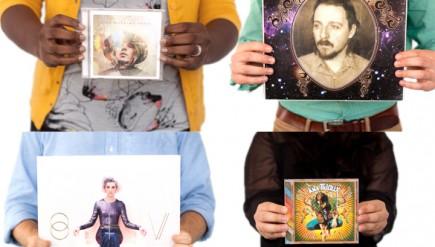 NPR Music's 25 Favorite Albums of 2014 (So Far)