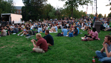 The popular Fort Reno concert series is canceled this year, says the series' organizer.