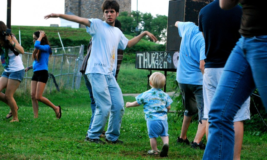 Fort Reno's summer concerts are back in business.