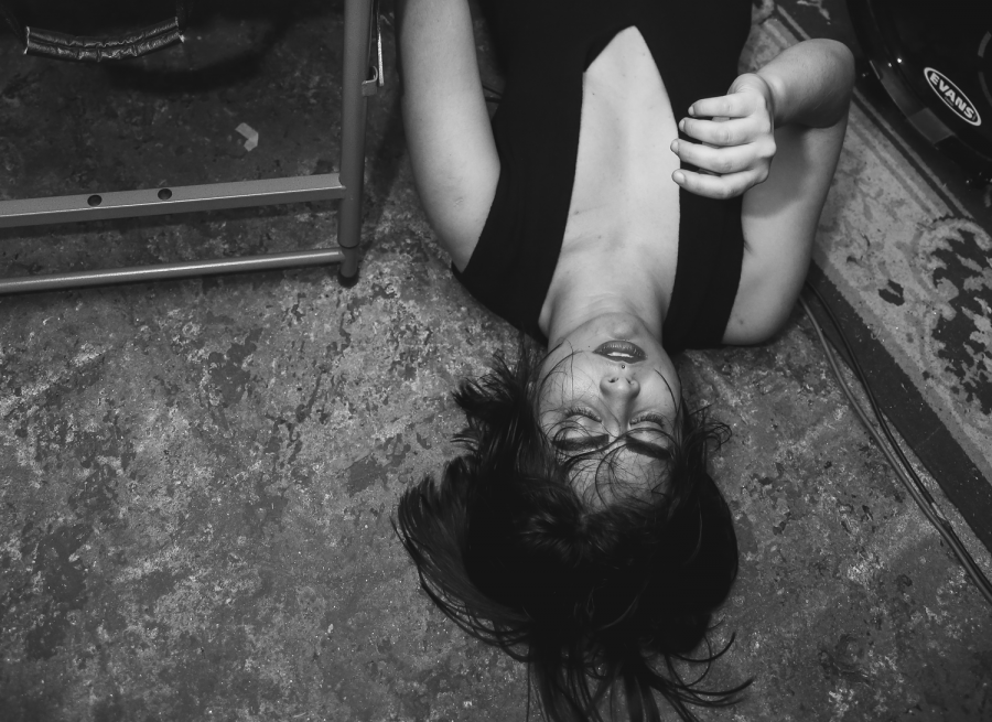 "D.C. artist Anna Nasty, who performs as Olivia Neutron-John, makes raw, ""post-bro"" synthpop."
