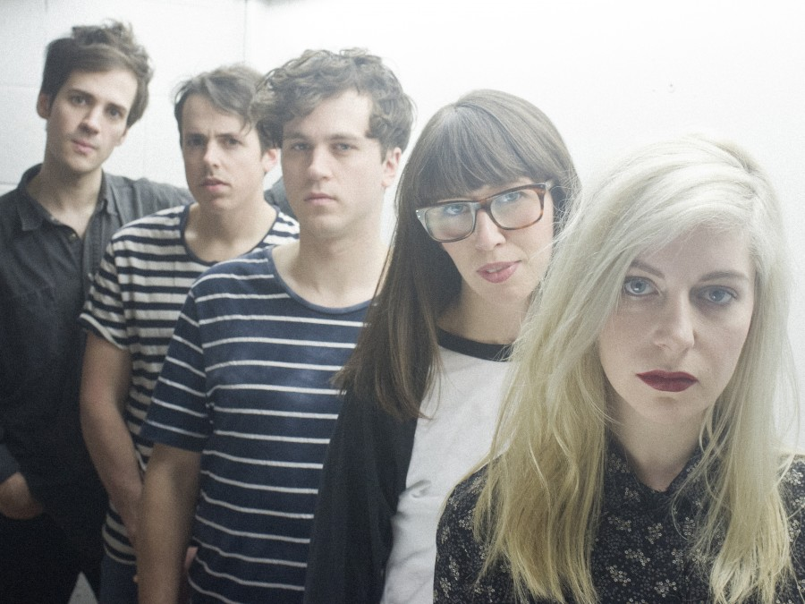 Alvvays' new album, Alvvays, comes out July 22.