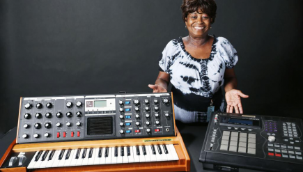 J Dilla's mother, Maureen Yancey, donated her late son's equipment to the Smithsonian Institution.