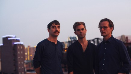 The slightly retrograde New York electronic trio Forma plays Capital Fringe Saturday.