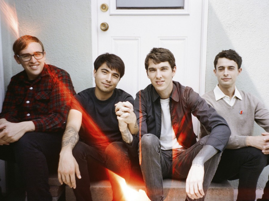 Joyce Manor's new album, Never Hungover Again, comes out July 22.