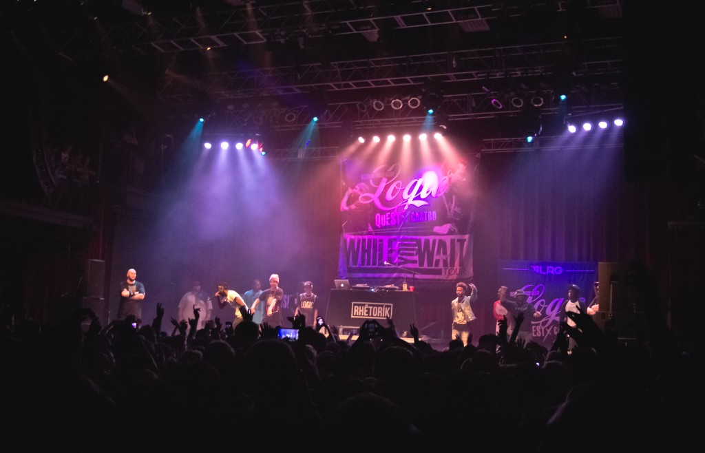 Logic at Fillmore Silver Spring