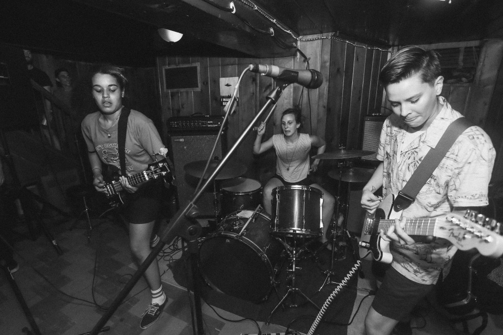 Young Trynas at The Dougout, July 12, 2014