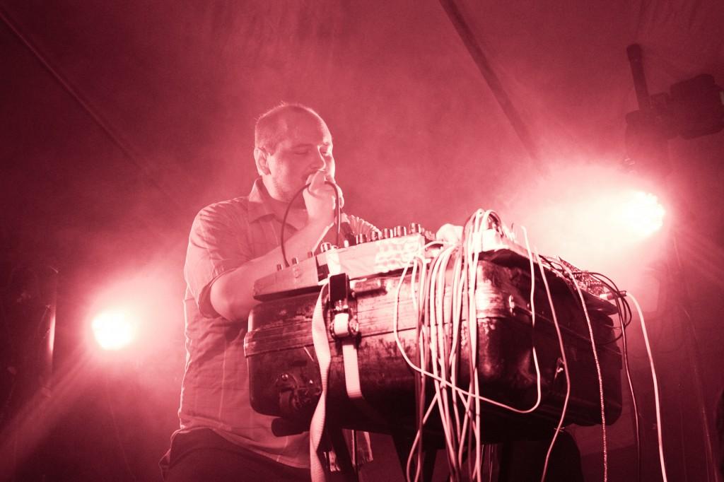 Dan Deacon at Fields Festival