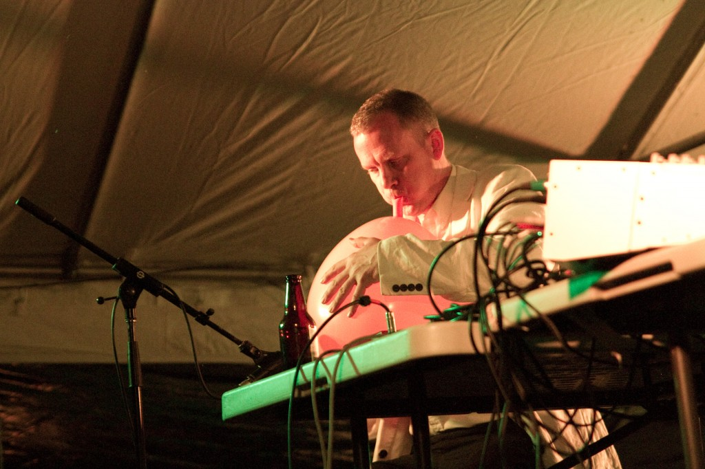 Matmos at Fields Festival