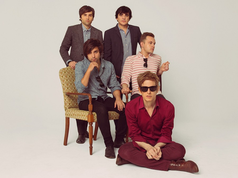 Spoon's new album is They Want My Soul.