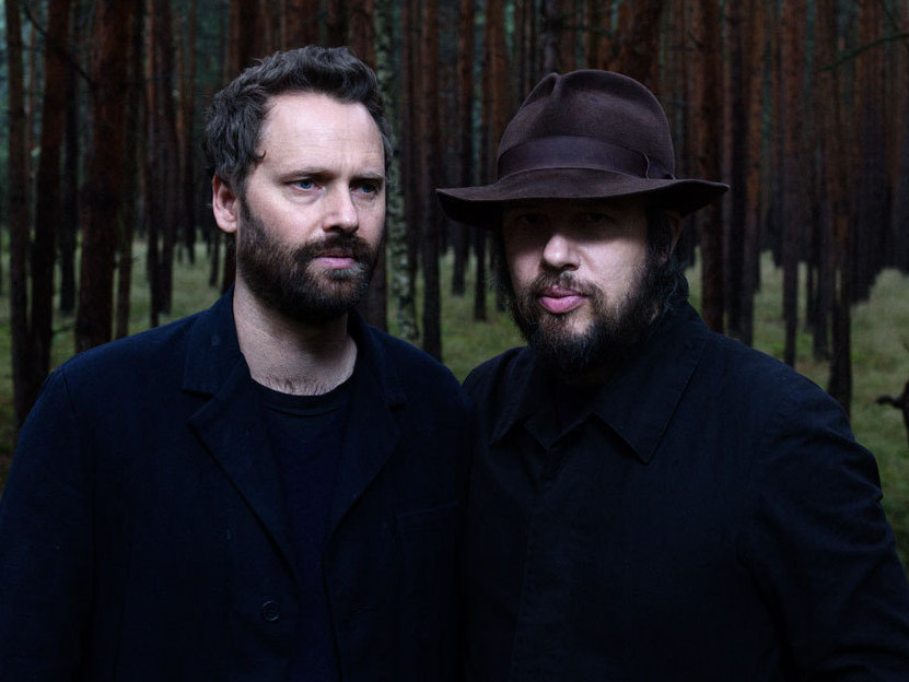 A Winged Victory For The Sullen's new album, Atomos, comes out Oct. 7.