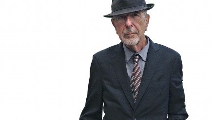 Leonard Cohen's new album, Popular Problems, comes out Sept. 23.