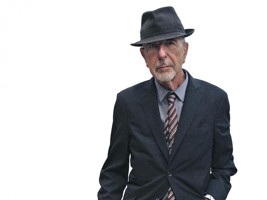 Leonard Cohen's new album, Popular Problems, comes out Sept. 23.