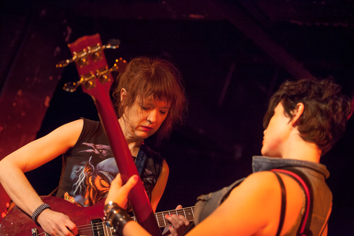 EX HEX plays the Black Cat 8/5/14