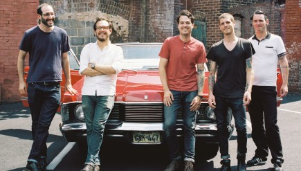 Restorations' new album, LP3, comes out Oct. 28.