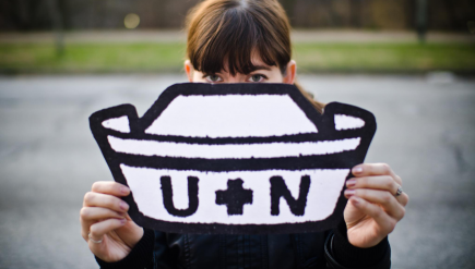 Dana Murphy's booking operation, Unregistered Nurse, is bringing the third U+NFest to Baltimore this weekend.