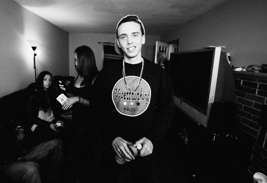 Breakout hip-hop artist Logic, a Montgomery County native, released his debut album on Def Jam today.