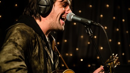 Conor Oberst performs live in the KEXP studio.