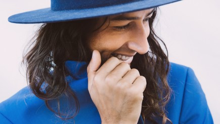 Kindness' new album, Otherness, comes out Oct. 14.