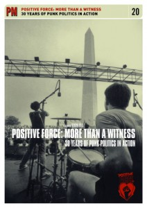 "Robin Bell has spent five years working on ""Positive Force: More Than A Witness."""