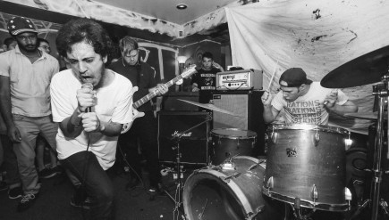 For a short time, Sem Hastro was one of D.C.'s freshest hardcore bands. It didn't matter that they sung in Portuguese.