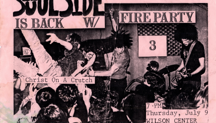 Is posting this image of an old Soulside flyer nostalgic? Probably.