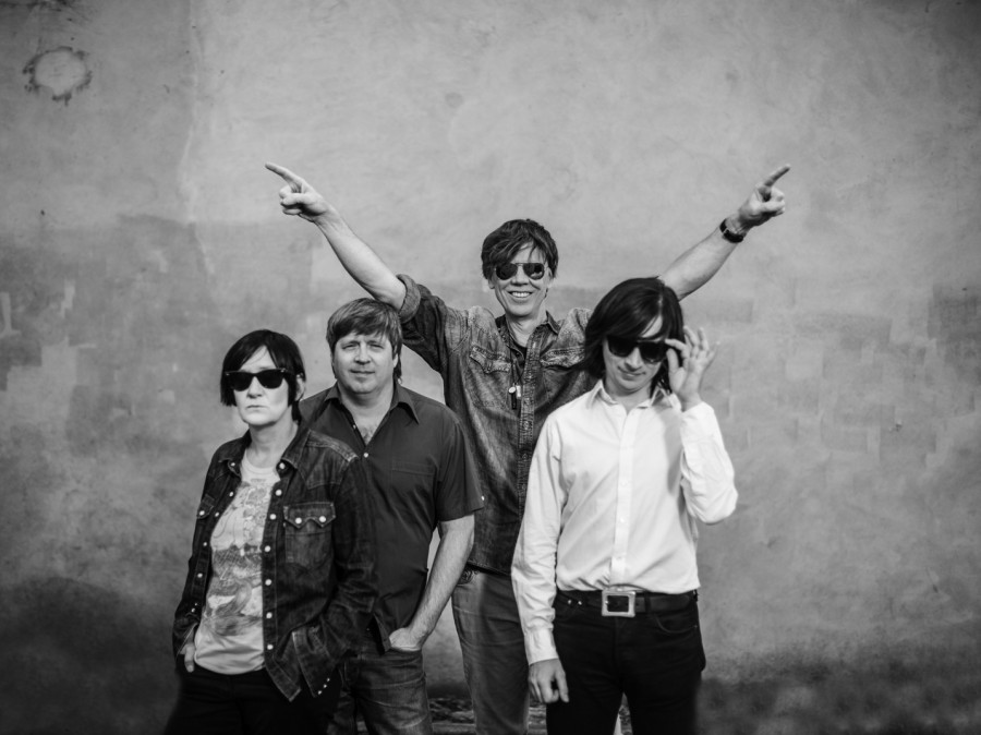 Thurston Moore's new album, The Best Day, comes out Oct. 21.