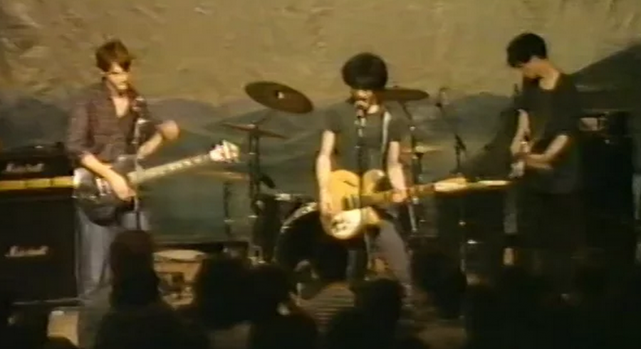 One Last Wish plays the Chevy Chase Community Center in 1986 in this video shot by Sohrab Habibion.
