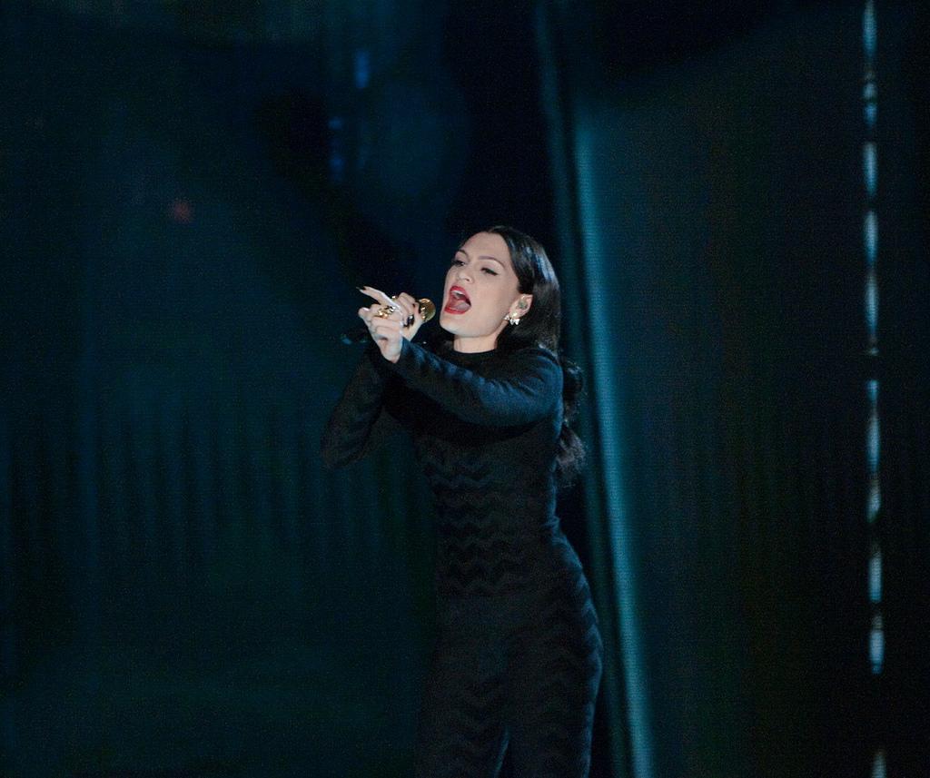 Jessie J at Concert For Valor