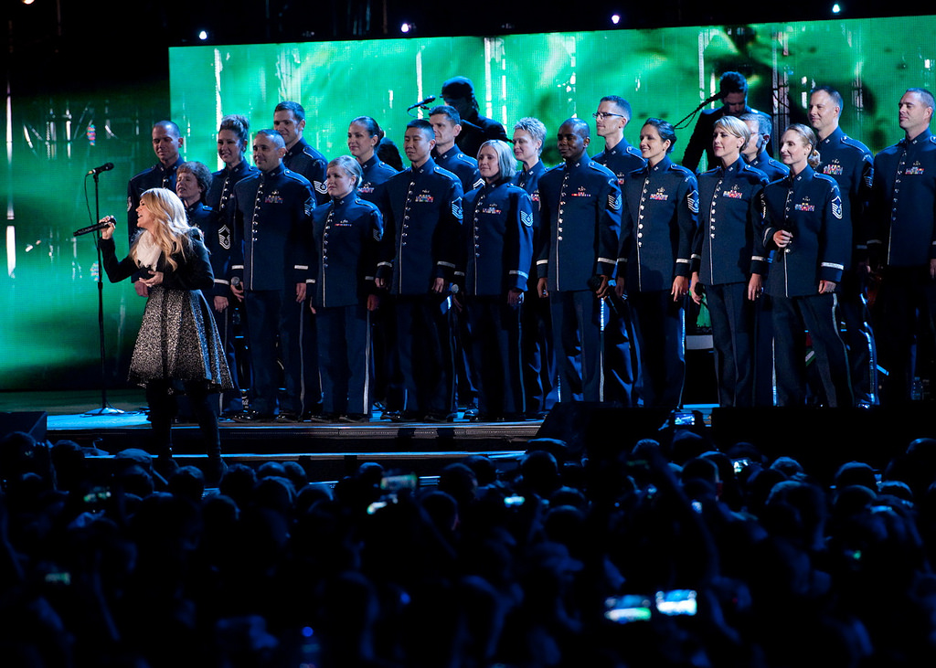 Carrie Underwood at Concert For Valor