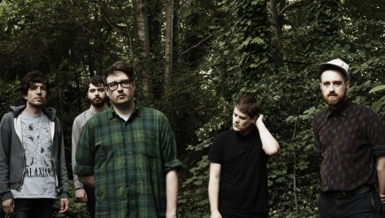 Hookworms' new album, The Hum, comes out Nov. 11.