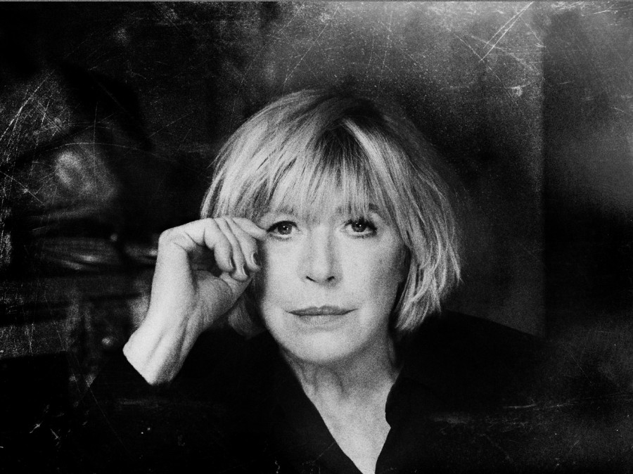 Marianne Faithfull's new album, Give My Love To London, comes out Nov. 11.