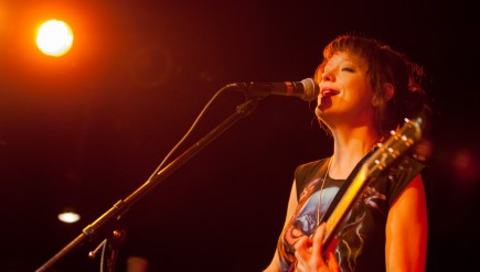 Ex Hex leader Mary Timony talks rock 'n' roll and guitar lessons on NPR.