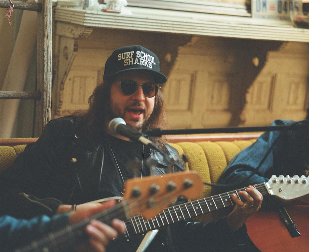 King Tuff for WAMU's Bandwidth