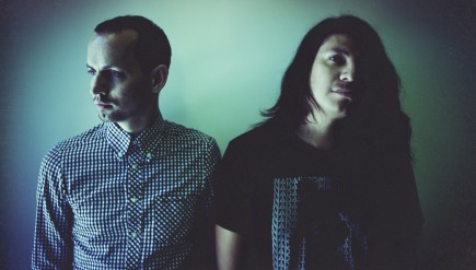 Ex-D.C. duo Nadastrom have a new record on the way.