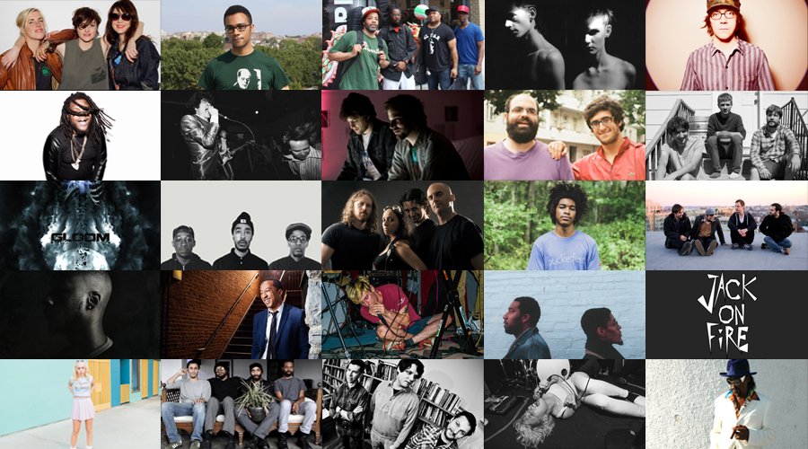 Bandwidth's Favorite D.C. Songs Of 2014 | Bandwidth